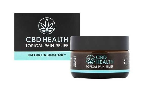 CBD Health 600mg Topical CBD Cream