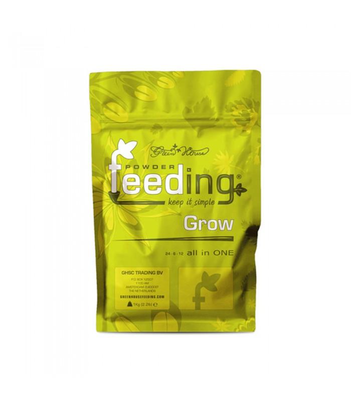 Green House Powder Feeding – Grow 1kg