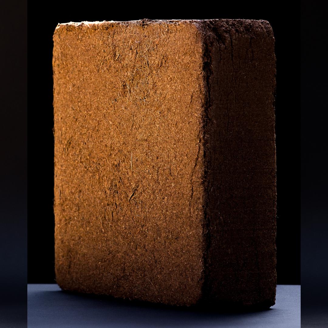 Premium Coco Coir 5kg Block
