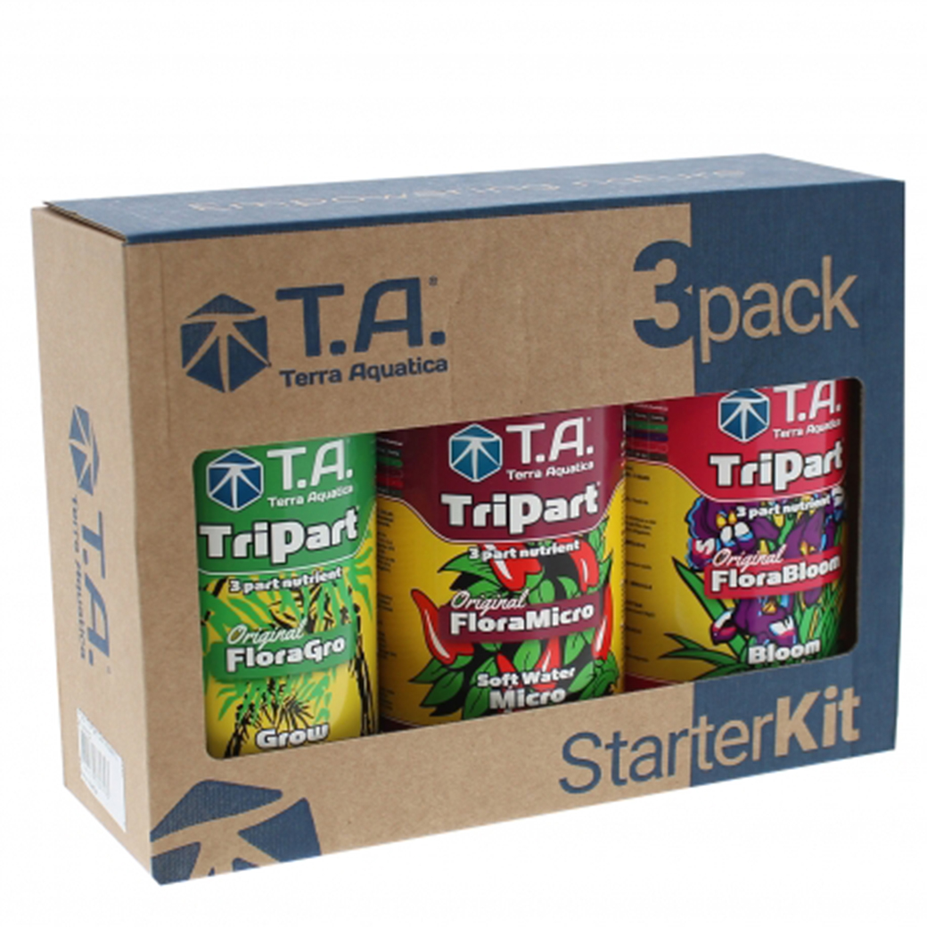 T.A. 3pack (Soft Water) Nutrients