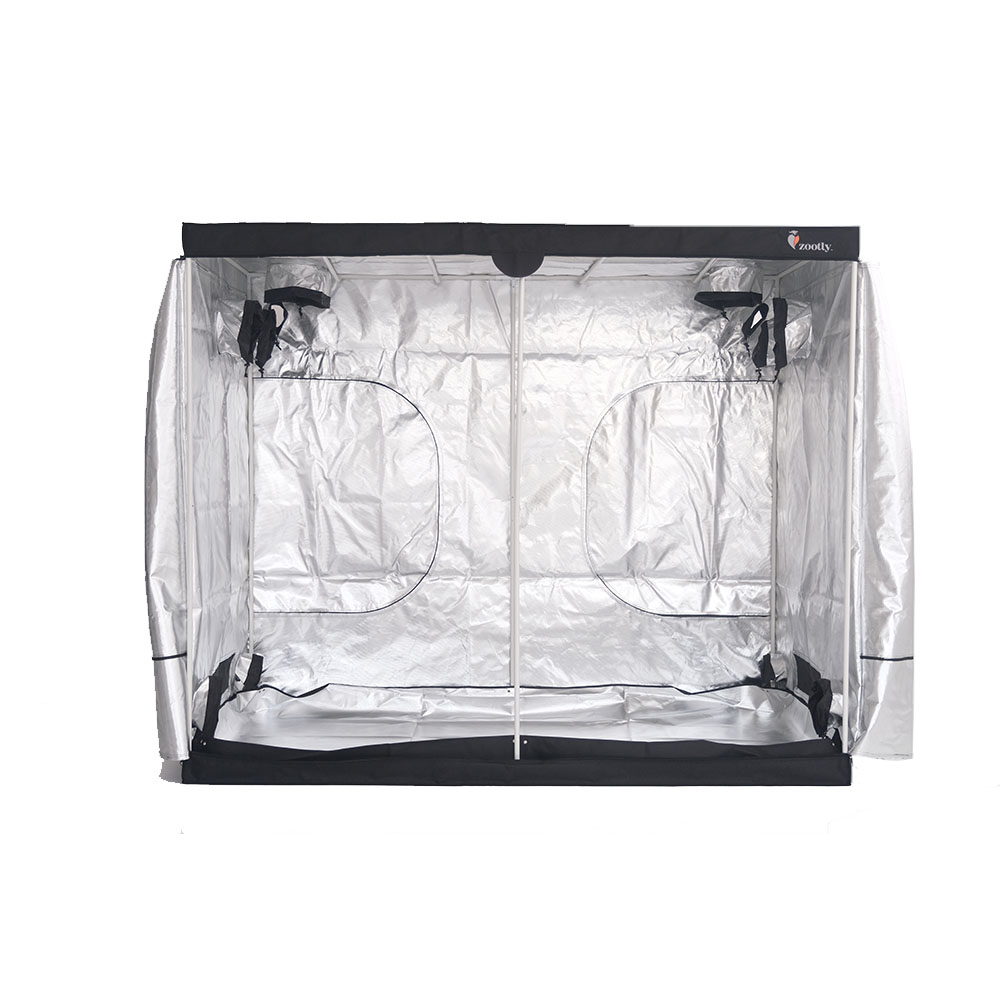 Zootly Grow Tent 1,2m x 2,4m x 2m